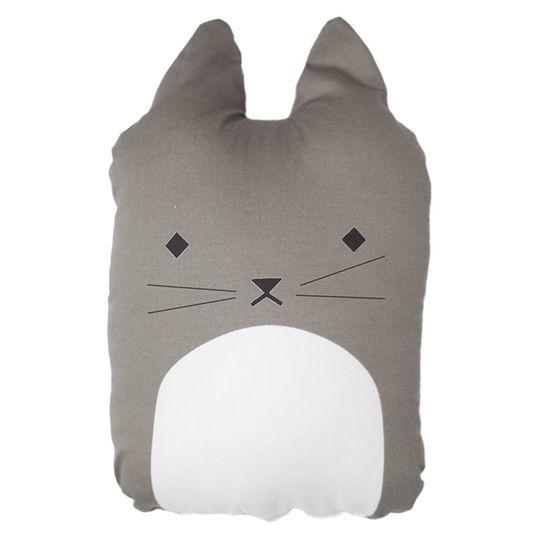fabelab stuffed cuddly cat