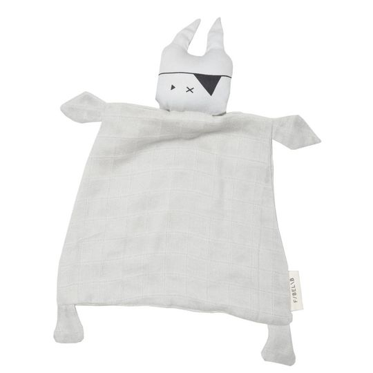 fabelab knuffeldoek pirate bunny