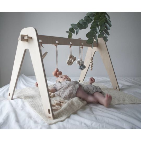 loullou 1st play babygym natural