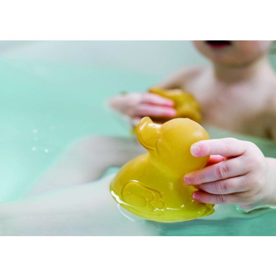 hevea bath toy rubber duck alfie jr