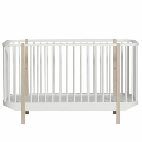 oliver furniture wood collection cot oak