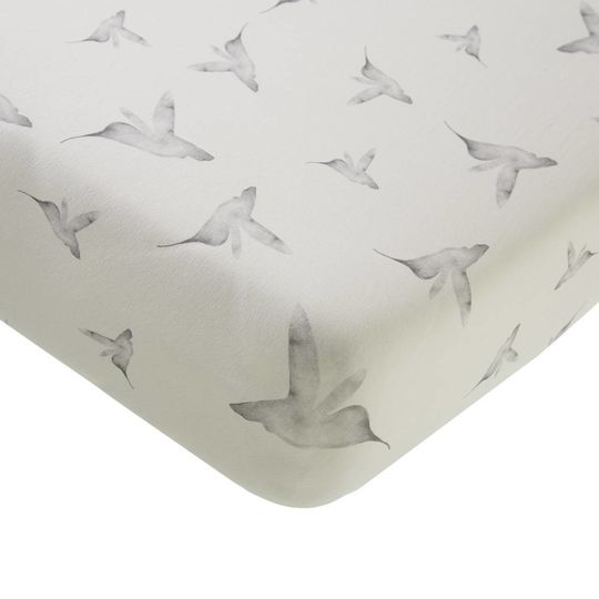 mies & co fitted sheet cradle little dreams 40x80 cm