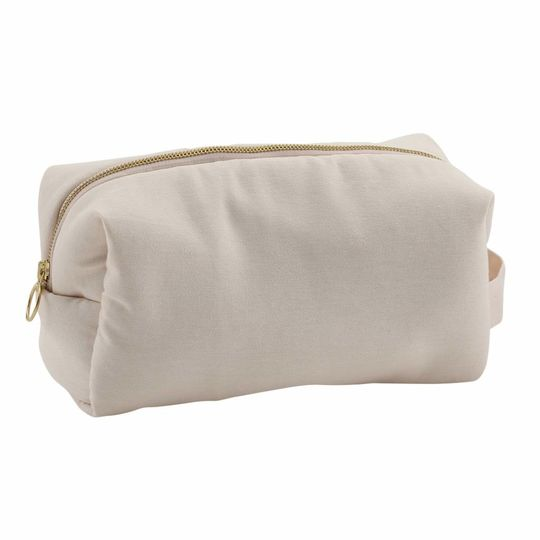 konges sløjd toiletry bag shell pink