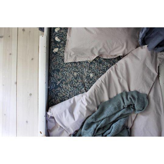 garbo&friends fitted sheet mares dark 60x120 - Copy