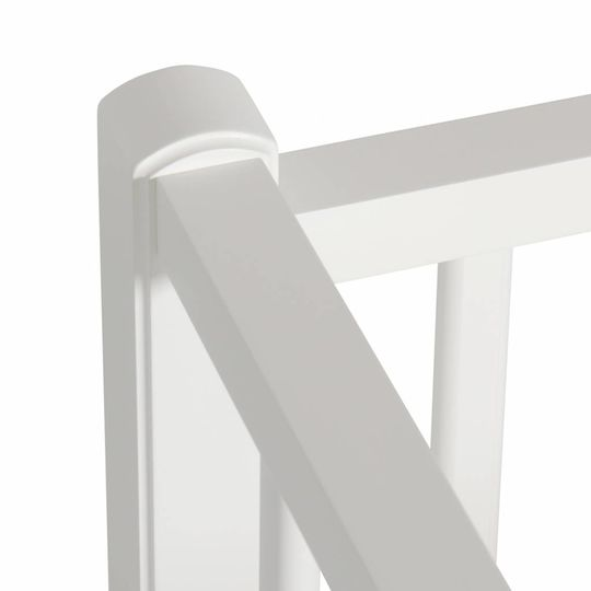 oliver furniture Seaside half-height white