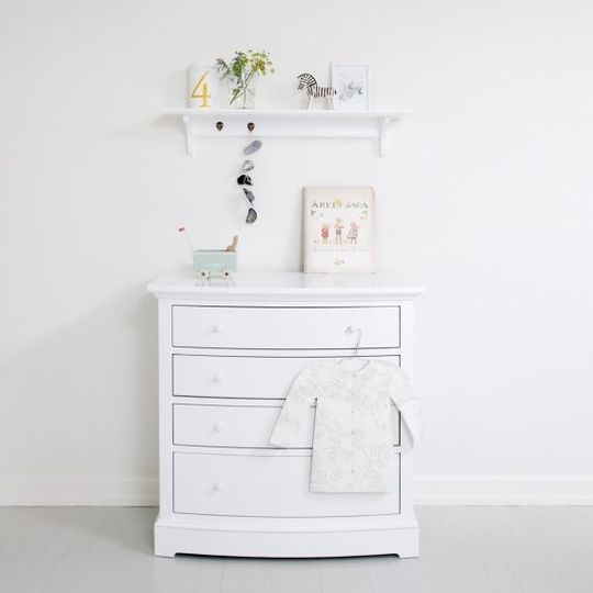 oliver furniture seaside commode curved front