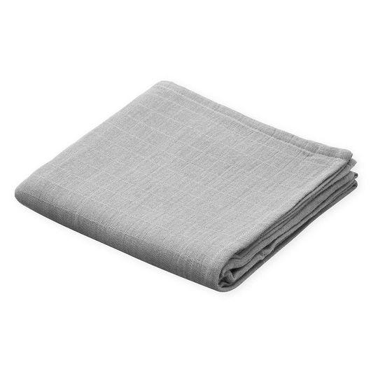camcam copenhagen organic muslin doek grijs