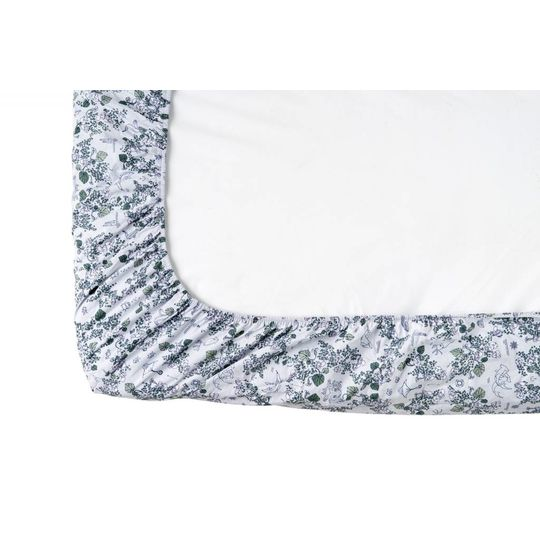 garbo&friends fitted sheet mares light 60x120