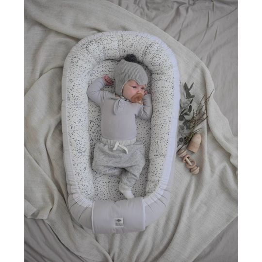 BORN copenhagen babynest midnight dust