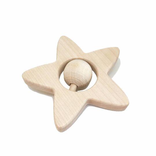 loullou rammelaar / bijtring ster