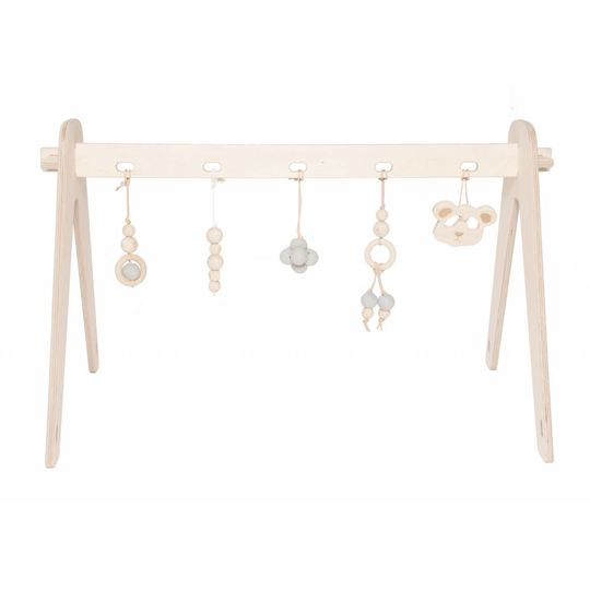 loullou 1st play babygym package deal blue