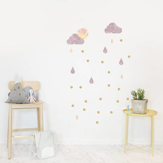 fabelab wall stickers twilight