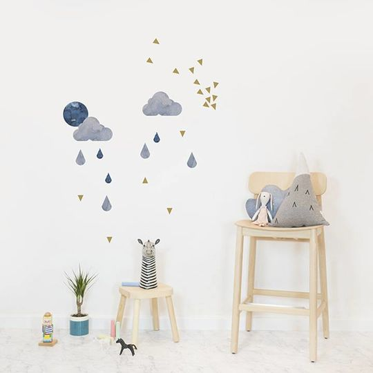 fabelab wall stickers nightfall