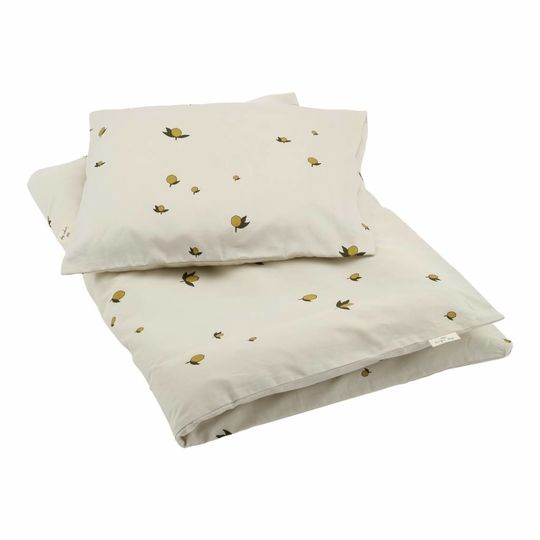 konges sløjd lemon adult duvet cover