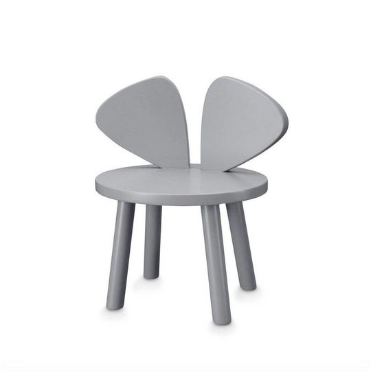 nofred mouse chair grey