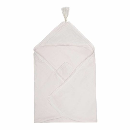 konges sløjd muslin baby towel / swaddle nimbus cloud