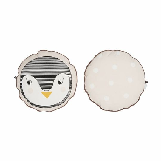 OYOY pinguin cushion -