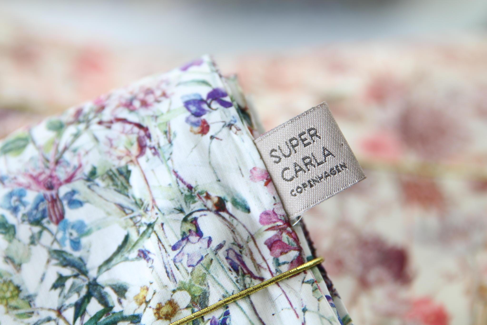Super Carla CozyKidz blog babybeddengoed aankleedkussen