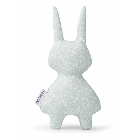 liewood marius doll rabbit urban garden dusty mint