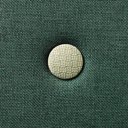 by klipklap KK 3 fold XL deep green with light green buttons (200 cm)