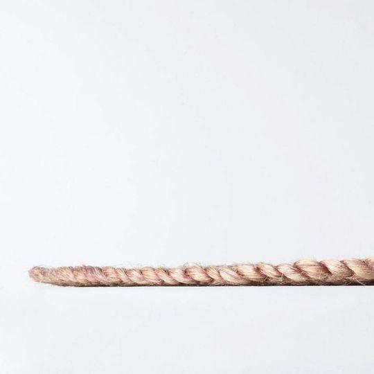 house doctor rechthoekig vloerkleed structure henna (130x85 cm)