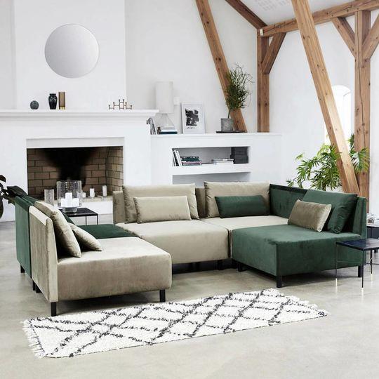 house doctor rug riba (200x90 cm)
