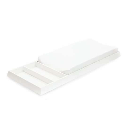 oeuf nyc merlin 6 drawer dresser sparrow all white