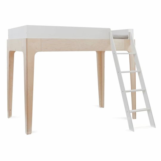 oeuf nyc loft bed perch birch
