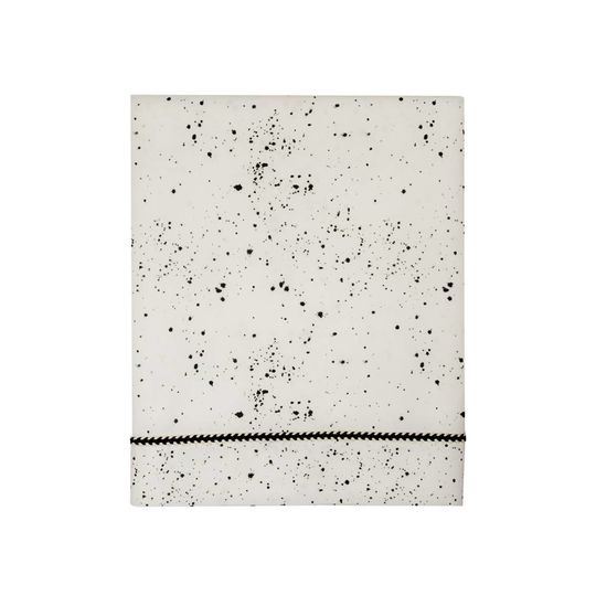 mies & co flat sheet cradle galaxy offwhite