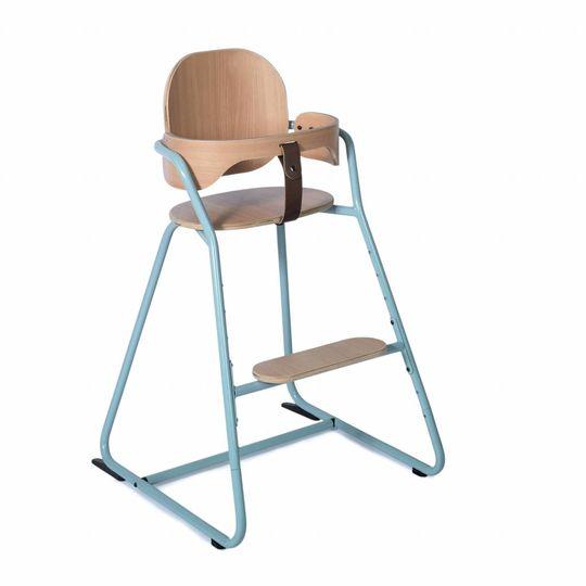 charlie crane  kids high chair TIBU blue