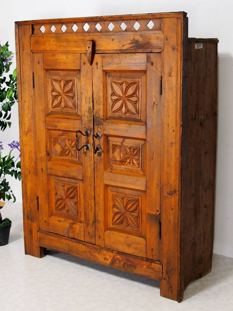 antik schrank 16 29b orientart. Black Bedroom Furniture Sets. Home Design Ideas