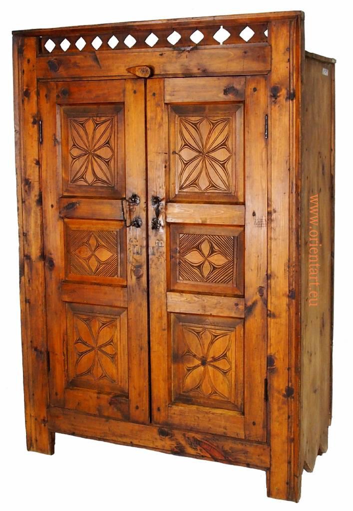 antik schrank 16 29a orientart. Black Bedroom Furniture Sets. Home Design Ideas