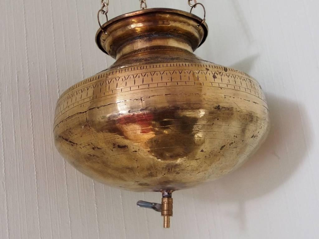 Shirodhara gefäß Dhara 9 Liter