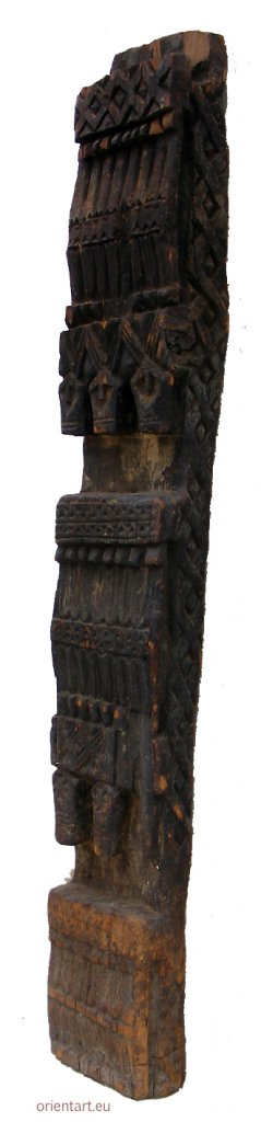 antike Säule Nuristan Nr-E