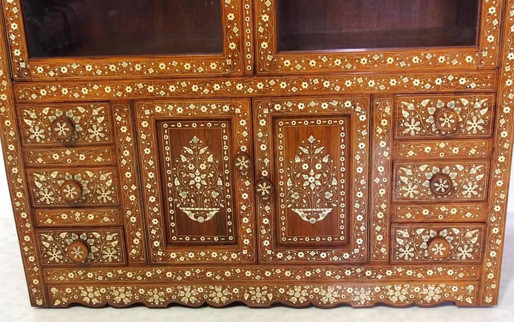 antik indien Anglo schrank