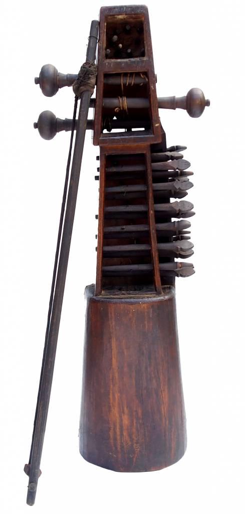 Afghan musikinstrumen Sarangi Nr:1
