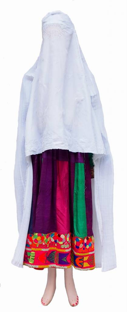 Burka Weiß (C)