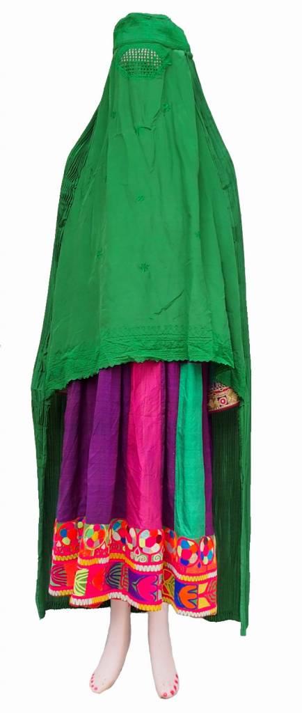 Burka Grün (L)