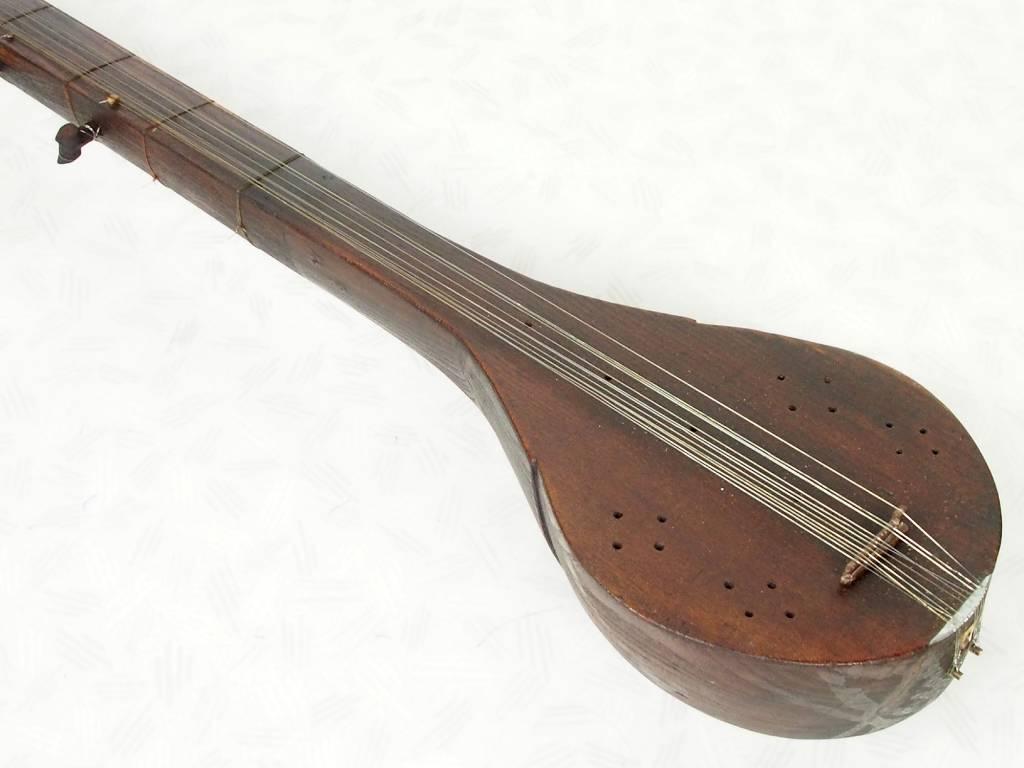 Afghan musikinstrumen Tanbur 16/B