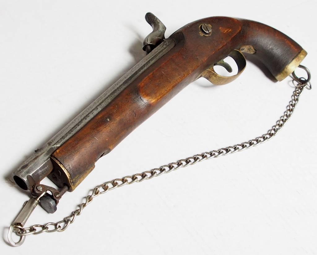 Steinschlosspistole Gewehr aus Afghanistan Nr-PS-9