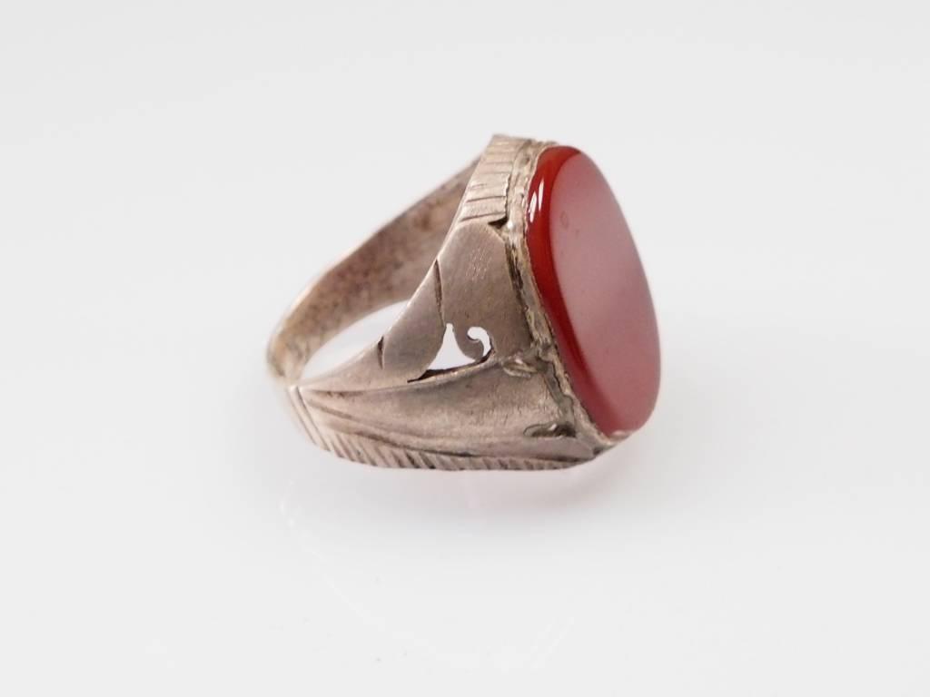 Karneol ring Nr:217