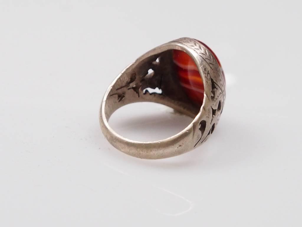 Achat ring Nr:256