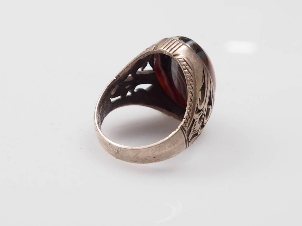Achat ring Nr:257