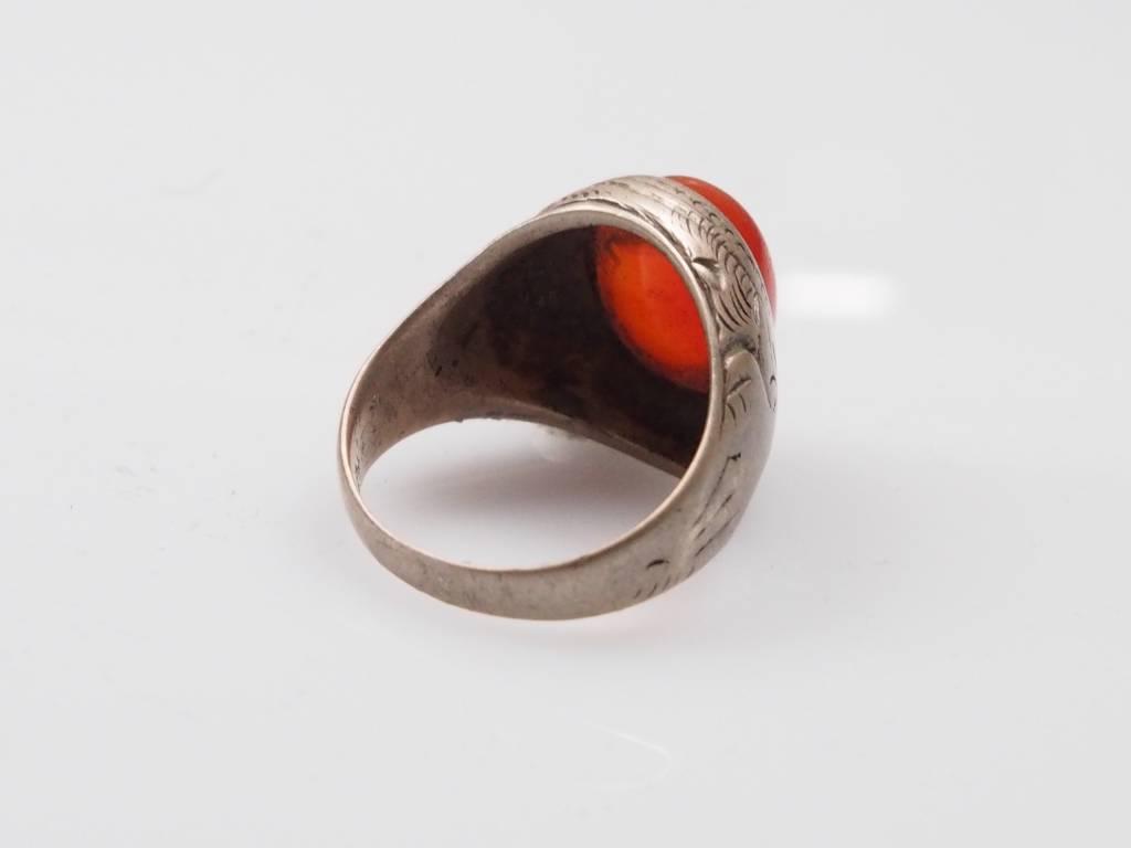 Achat ring Nr:258