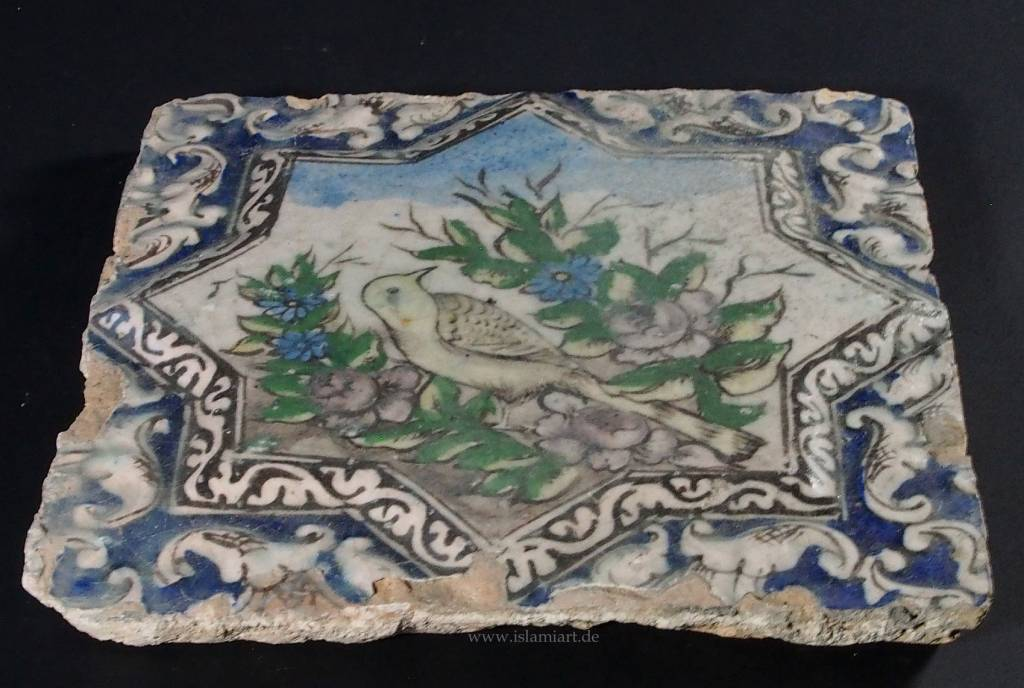 Antik islamische Persien Fliese Nr:C