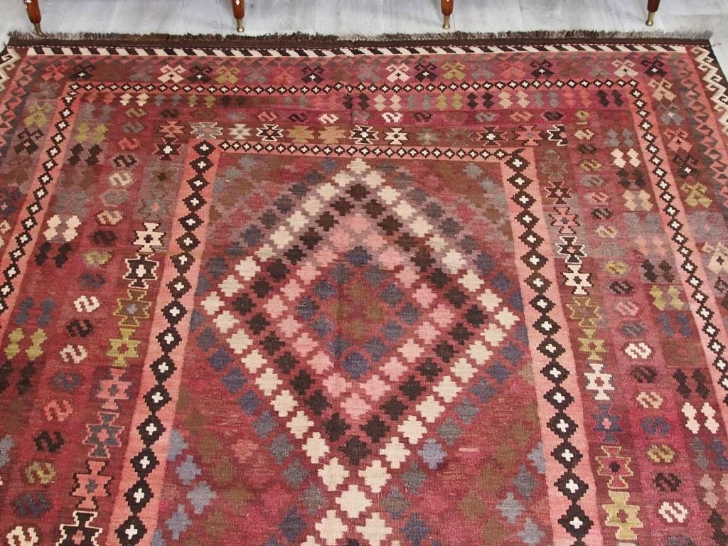 305x200 cm afghan maimana kelim Nr.243