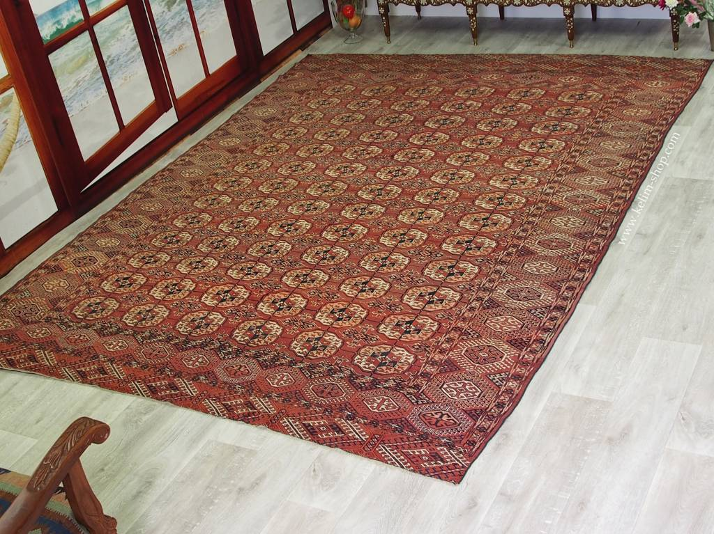 Bukhara antik Bukhara Teppich 322x242 cm Nr:16/6