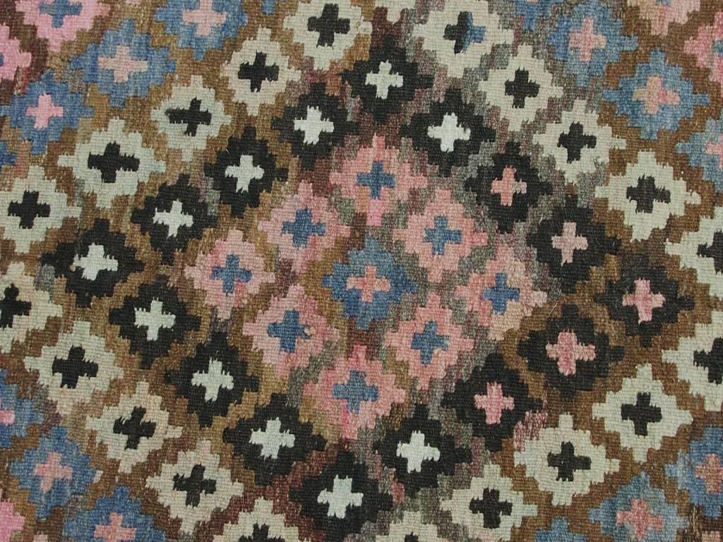272x193 cm afghan maimana Kelim Nr:237