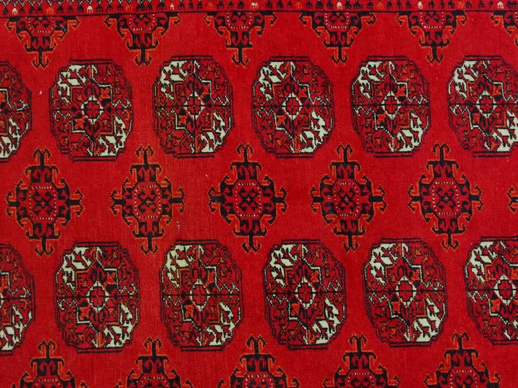 Bukhara 290x200 cm Turkmenische Teppich Nr:16/8