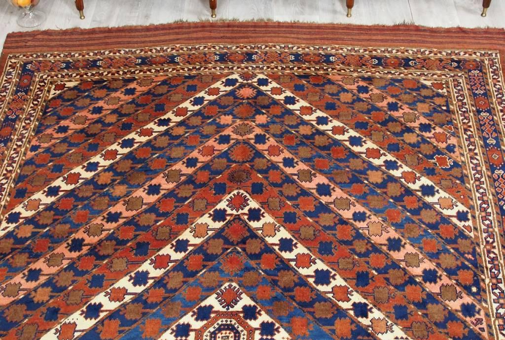 Bukhara 320x210 cm Turkmenische Bashir Teppich Nr:129